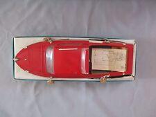 X774 MECCANO HORNBY CANOT DE COURSE MOUETTE Ref 901 POUR PIECES OU A RESTAURER