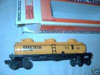 O Gauge: Lionel 6-16144 San Angelo Three Dome Tank Car