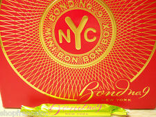 1 New Sealed Bond no. 9 Madison Square Park Bon Bon 1.7ml house sample