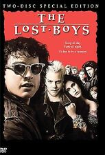 The Lost Boys (DVD, 2004, 2-Disc Set, Special Edition)