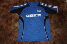 KANSAS CITY WIZARDS 2010 REPLICA SIGNED SOCCER JERSEY