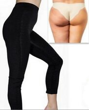 NEW Anti Cellulite Calorie Burning Slimming Leggings RESULTS IN 30 DAYS BLACK