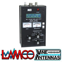 MFJ 259D | HF/VHF Antenna Analyser SO239 Fitting | LAMCO Barnsley