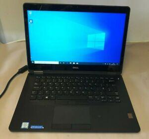 Dell Latitude 7470 Touchscreen with Intel Core i5 6th Gen, 8GB 128GB SSD Win 10