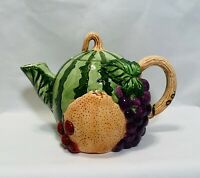 Vintage ~ Vigor ~ Watermelon ~ Fruit ~ Summertime ~ Teapot