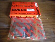NOS Keyster Honda Carburetor Repair Kit CS90 S90 SL90 CL90 KH-0009 Made in Japan