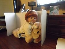 Collectible Geppeddo Porcelain Doll-BECKY-MINT-NIB