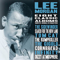 Lee Morgan : Eight Classic Albums CD Box Set 4 discs (2018) ***NEW***