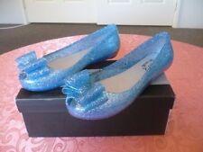 Open Toe Casual Wet look, Shiny Heels for Women