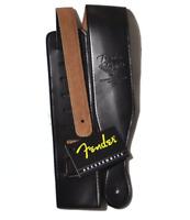 NEW Sangle FENDER 60th -cuir- black 0990681502 guitare - basse