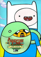Adventure Time: Finn the Human (DVD, 2014) + BACKPACK
