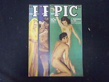 1938 DECEMBER 27 PIC MAGAZINE - NICE COVER & PHOTOS INSIDE - ST 4044