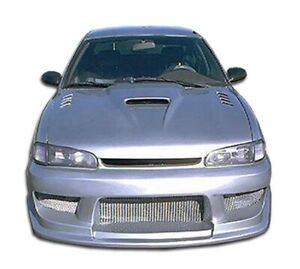 93-97 Geo Prizm Drifter Overstock Front Body Kit Bumper!!! 101241