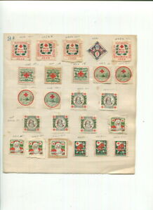 Very Nice Christmas Seal Collection 1908-1940's Great Selection