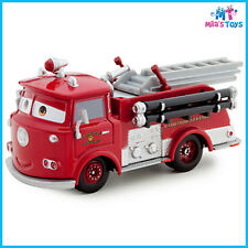 Disney CARS 2 Red Die Cast Fire Engine Toy brand new in box