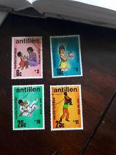 Nederlandse Antillen jaar 1970 nrs 430 - 433 gestempeld (20)