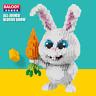 Baukästen Balody Gebäude Haustier Serie Kaninchen Spielzeug Geschenk Modell