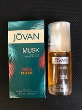 JOVAN TROPICAL MUSK BY JOVAN COLOGNE SPRAY 3.0OZ FOR MEN BRAND NEW