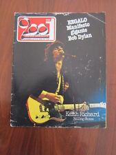2001 Dec 1976 Rolling Stones Genesis Hawkwind Stockhausen Van Der Graaf