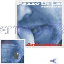 "BIAGIO ANTONACCI ""PAZZO DI LEI REMIX"" RARO CDsingle PRO"
