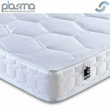 Breasley UNO Deluxe HD Foam Mattress Quilted Damask Rolled Up 3FT 4FT 4FT6
