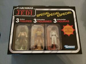 "Star Wars The Vintage Collection 3 Pack ""Vedain"" ""Vizam"" & ""Jabba's Skiff Guard"""