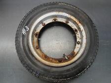 62 1962 VESPA PIAGGO SCOOTER BIKE ENGINE BODY WHEEL TIRE 3.50-10 RIM #3