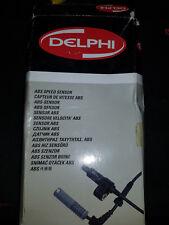 Nuevo Y En Caja Delphi ABS Sensor De Velocidad ugcgas 20020 Ford Galaxy, Seat Alhambra, VW Sharan