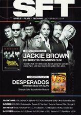 Jackie Brown von Quentin Tarantino mit Robert De Niro, Pam Grier + Desperado (PC