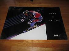 "TOMMY MOE ""NUTS or BALLS?"" Olympic GOLD and SILVER Medalist 37x24 Poster"