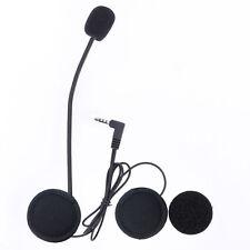Motorrad Bluetooth Headset Sprechanlage Gegensprechanlage Intercom Mic/Speaker