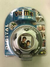 Vu-Me Photo Soccer Ball 1.5 Inch Display Sealed