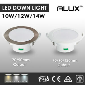 LED Downlight 70mm 90mm 120mm Cutout CCT changeable Down Lights Dimmable