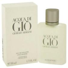 Acqua Di Gio EDT for Men, 1.7 oz (2 Pack)