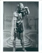 1995 Don Harms Marionettes Press Photo