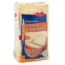 Bielmeier/da cucina Maestro pane BACK miscela GIRASOLE pane/15 pezzi á 500 G