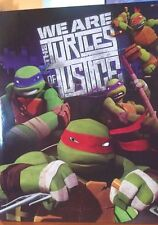"Teenage Mutant Ninja Turtles""We Are The..."" Portfolio Folders New 2014"