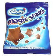 MILKY WAY STARS  Full Box Of 36 Bags