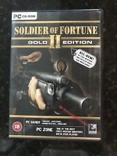 SOLDIER OF FORTUNE 2 GOLD EDITION PC GAME