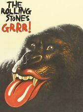 "THE ROLLING STONES GRRR! SUPER DELUXE 5CD 7"" VINYL LP GREATEST HITS [BRAND NEW]"