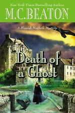 Death of a Ghost  (ExLib) by M. C. Beaton