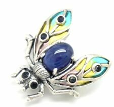 Gioielli di lusso blu zaffiro