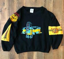 Rare VTG 80s Winterland Jackie Harris Journey 1986-1987 Tour Band Sweat Shirt M/