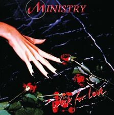 MINISTRY - WORK FOR LOVE  CD NEW+