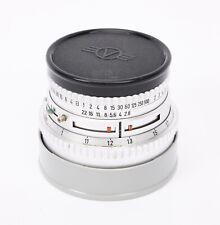 HASSELBLAD Carl Zeiss Planar 80mm f/2.8 Synchro Compur Lens (Chrome)