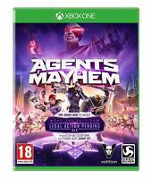 Agents of Mayhem Xbox One **BRAND NEW & SEALED!!**