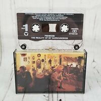 FISHBONE The Reality of My Surroundings cassette tape