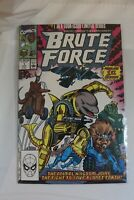 BRUTE FORCE # 1  COMIC BOOK VF/NM FREE SHIPPING!
