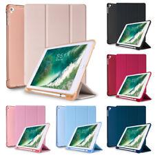 Для iPad 9.7 5 -го поколения чехол со встроенным Apple держатель для карандаша умный чехол
