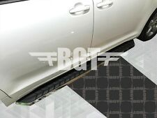 BGT 11-17 TOYOTA SIENNA F1 STYLE SIDE STEP NERF BAR RUNNING BOARD ALUMINUM